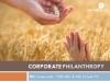 Corporate Philanthropy Presentation