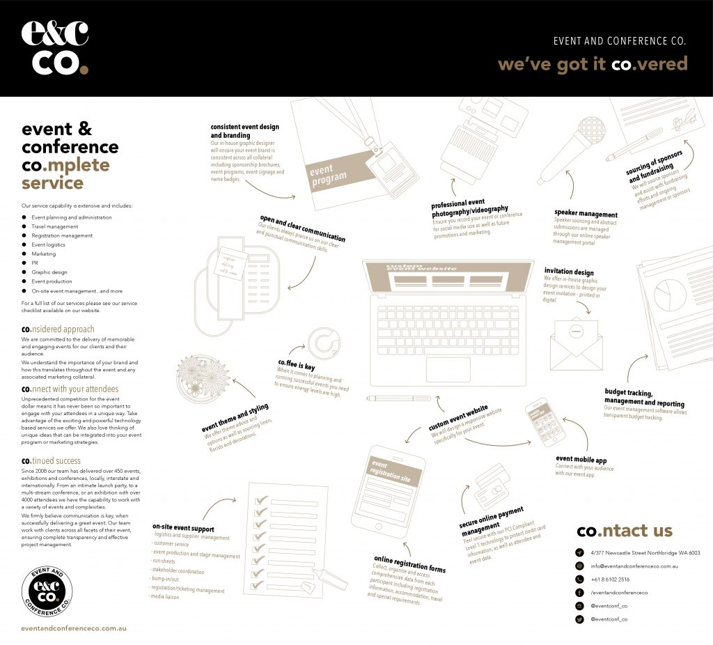 paper programs for events